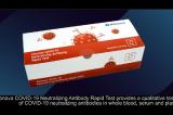 AbVideo™-Abnova COVID-19 Neutralizing Antibody Rapid Test-Abnova